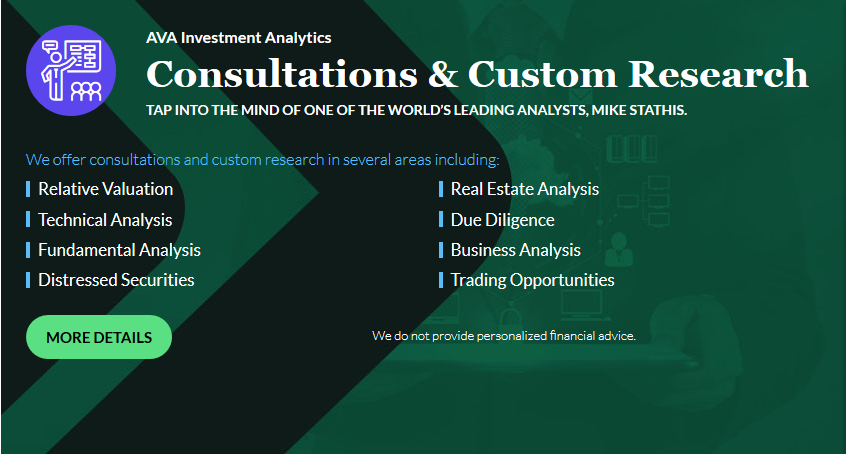 Custom research services