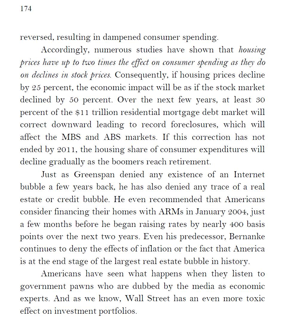 greenspan bond bubble prognosis overblown